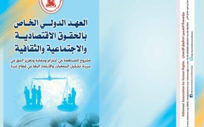 العهد الدولي الخاص بالحقوق الأقتصادية والثقافية والاجتماعية