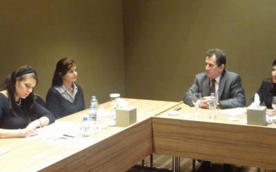 تقرير ( ريتا آيزاك ) المقررة الخاصة المعنية بقضايا الأقليات عن بعثتها إلى العراق