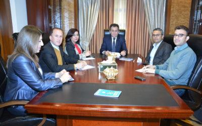 رئيس الهيئة يؤكد على ضرورة تنفيذ القوانين المشرعة من قبل برلمان كوردستان