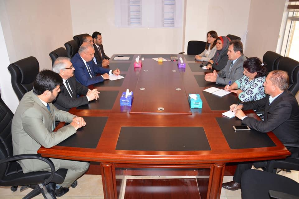 اجتماع موسع بين (ضياء بطرس) و(هندرين محمد صالح) يثمر عن تقليل نسبة التأمينات للكوتا المشاركة في الانتخابات في كوردستان من 25 الى 15 مليون دينار عراقي