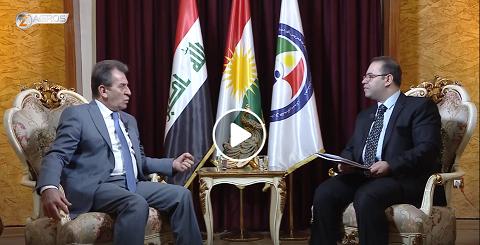 مع رئيس الهيئة المستقلة لحقوق الانسان في كوردستان، ضياء بطرس  في حلقة هذا الاسبوع من برنامج#لقاء_الاسبوععبر#قناة_زاكروس_الفضائية