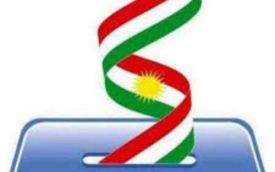 رأي في انتخابات اقليم كوردستان للدورة البرلمانية الخامسة
