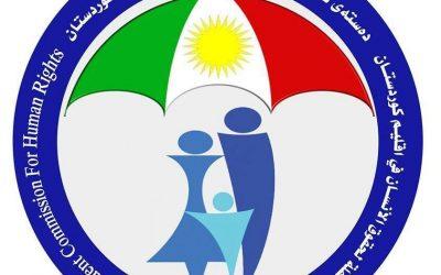 پهیامی دهستهی سهربهخۆی مافی مرۆڤ له بارهی ئۆپهراسیۆنهكانی دهوڵهتی توركیا بۆ سهر باكوری سوریاو رۆژ ئاوای كوردستان .